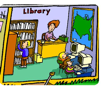 Essay on library of your schools